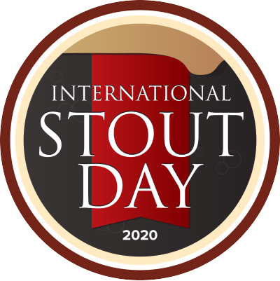 Stout Day 2020 Untappd Badge